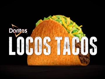 Taco Bell Commercial - Doritos Locos Tacos