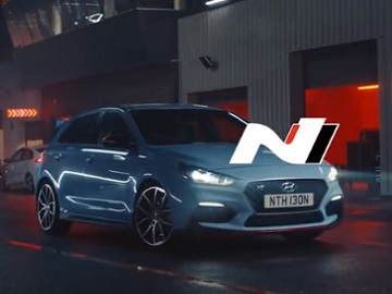 Hyundai i30 N Advert