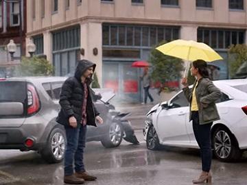 Mercury Insurance Commercial - Car Crash