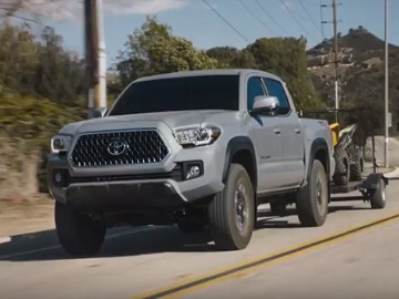 Toyota Tacoma Commercial