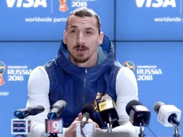 Zlatan Ibrahimović in Visa Commercial