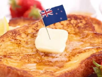 Air New Zealand Commercial - French Toast