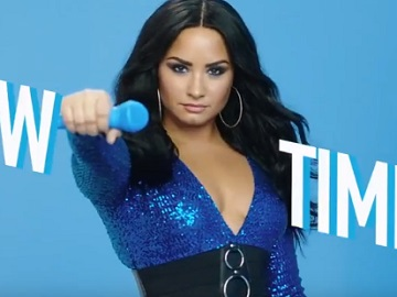 Core Water Demi Lovato Commercial