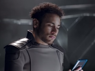 OPPO Find X Neymar Jr. Commercial