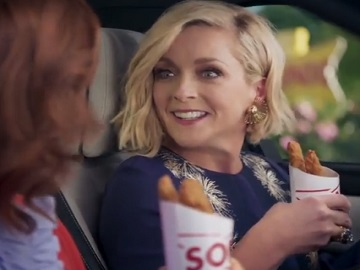 SONIC Drive-In Commercial Actress