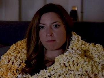 Girl in Xfinity Commercial