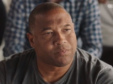 Just Eat John Barnes Advert