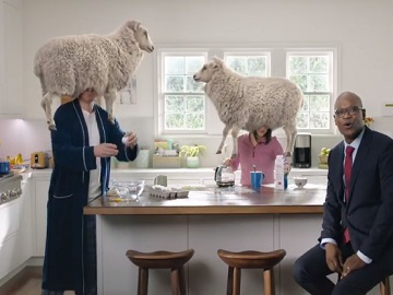 U.S. Cellular Sheep Commercial
