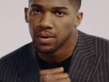 Hugo Boss Anthony Joshua Commercial