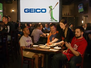 GEICO Ghost Pepper Wings Commercial
