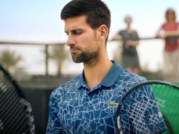 HEAD Graphene Racquet Commercial - Novak Djokovic