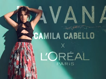 L'Oréal Paris Camila Cabello Commercial