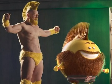 Cricket Wireless Sheamus Commercial