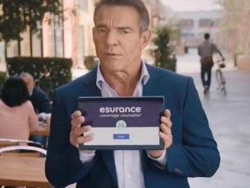 Dennis Quaid - Esurance Commercial