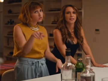 Girls in HotelTonight Commercial