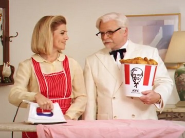 KFC Commercial - What's for Dinner?