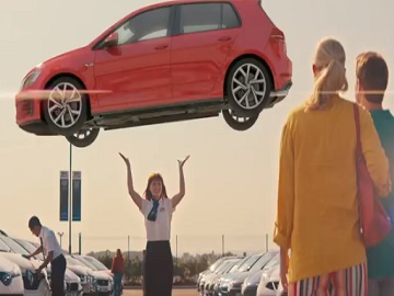 Motorpoint Advert - The Car Supermarket