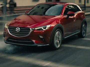 Mazda CX-Series Commercial