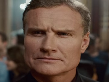 Heineken David Coulthard Commercial