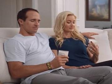 FedEx Drew Brees Commercial