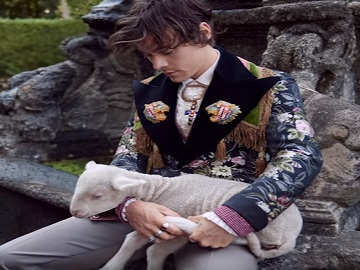 Gucci Cruise Collection Harry Styles Commercial