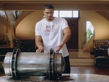 Foot Locker Jayson Tatum Commercial