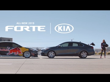 Kia Forte Commercial - Collete Davis