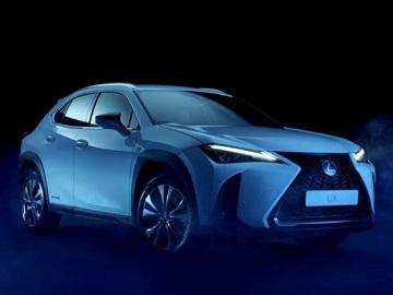 Lexus UX TV Advert