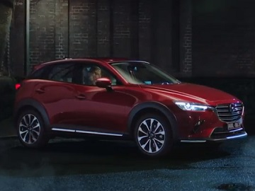 Advanced New Mazda CX-3 Commercial