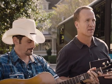 Nationwide Commercial - Peyton Manning & Brad Paisley