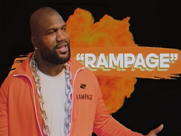Boost Mobile Rampage Jackson Commercial