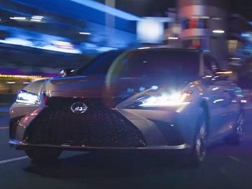 Lexus ES 350 F SPORT Commercial