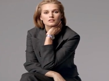 Toni Garrn - Boss Watches Commercial