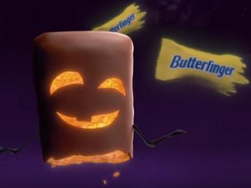 Butterfinger Halloween Commercial