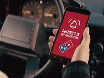 Domino's Pizza Commercial - Dinner Bell