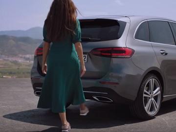 Mercedes-Benz B-Class Commercial Girl