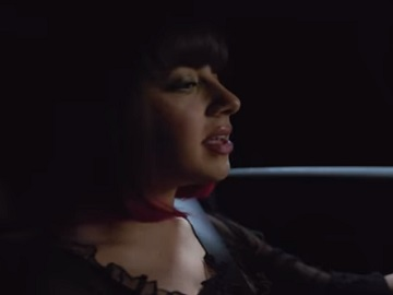 Mercedes Charli XCX Commercial