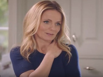 O2 TV Advert - Geri Halliwell Horner