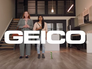 Geico Rental Apartment Commercial