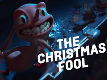 Argos Christmas Fool Advert