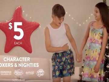 Best&Less Australia Christmas Commercial - Kids