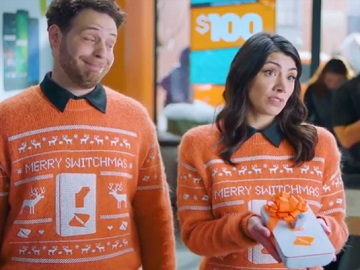 Boost Mobile Christmas Commercial Actors
