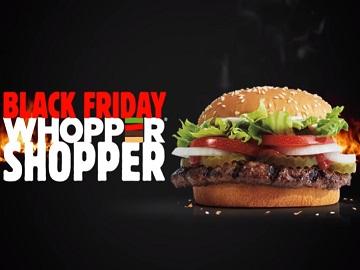 Burger King Whopper Shopper Commercial
