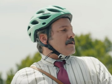 Credit Karma Commercial - Man Riding Scooter