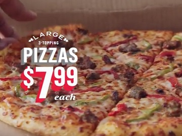Domino's Pizza Commercial - Carryout