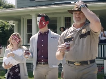 Dr Pepper Fansville Commercial - Referees