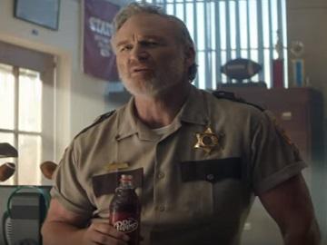 Dr Pepper Fansville Commercial Sheriff