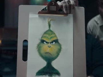 IHOP Grinch Pancakes Commercial