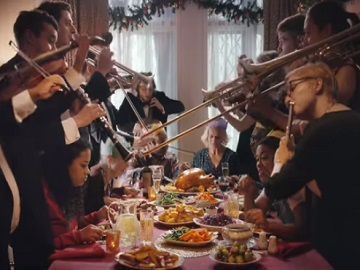 Lidl TV Advert: Christmas Orchestra