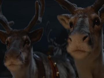 McDonald's UK Christmas Reindeer Advert